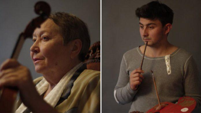 Доротея Тончева и Петър Петров