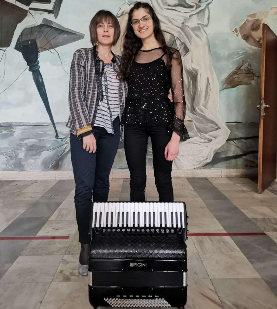 Михаела Хиткова и Ценка Тодорова