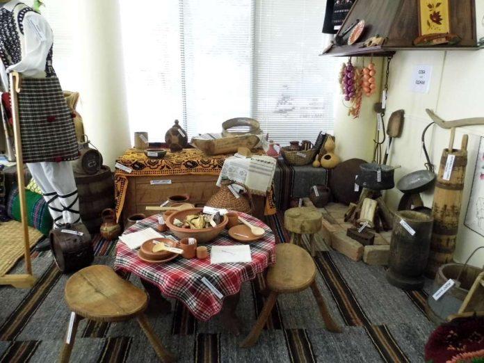 Етнографски музей - с. Долни Вит