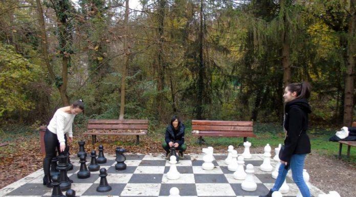 Шахматна площадка в Кайлъка