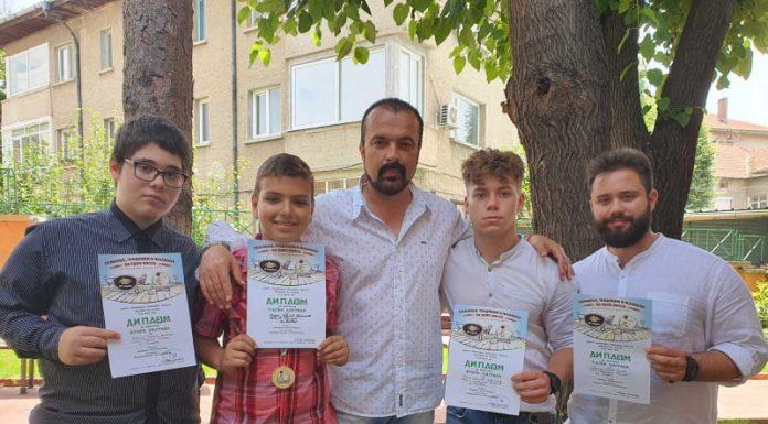 """Валдимир Величков - НУИ """"Панайот Пипков"""""""