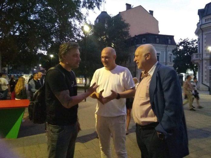 Минеков, Василев и Карамазов