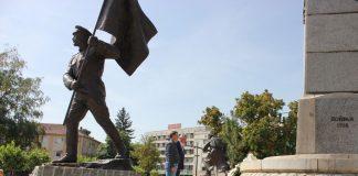 паметник - Девета плевенска пехотна дивизия